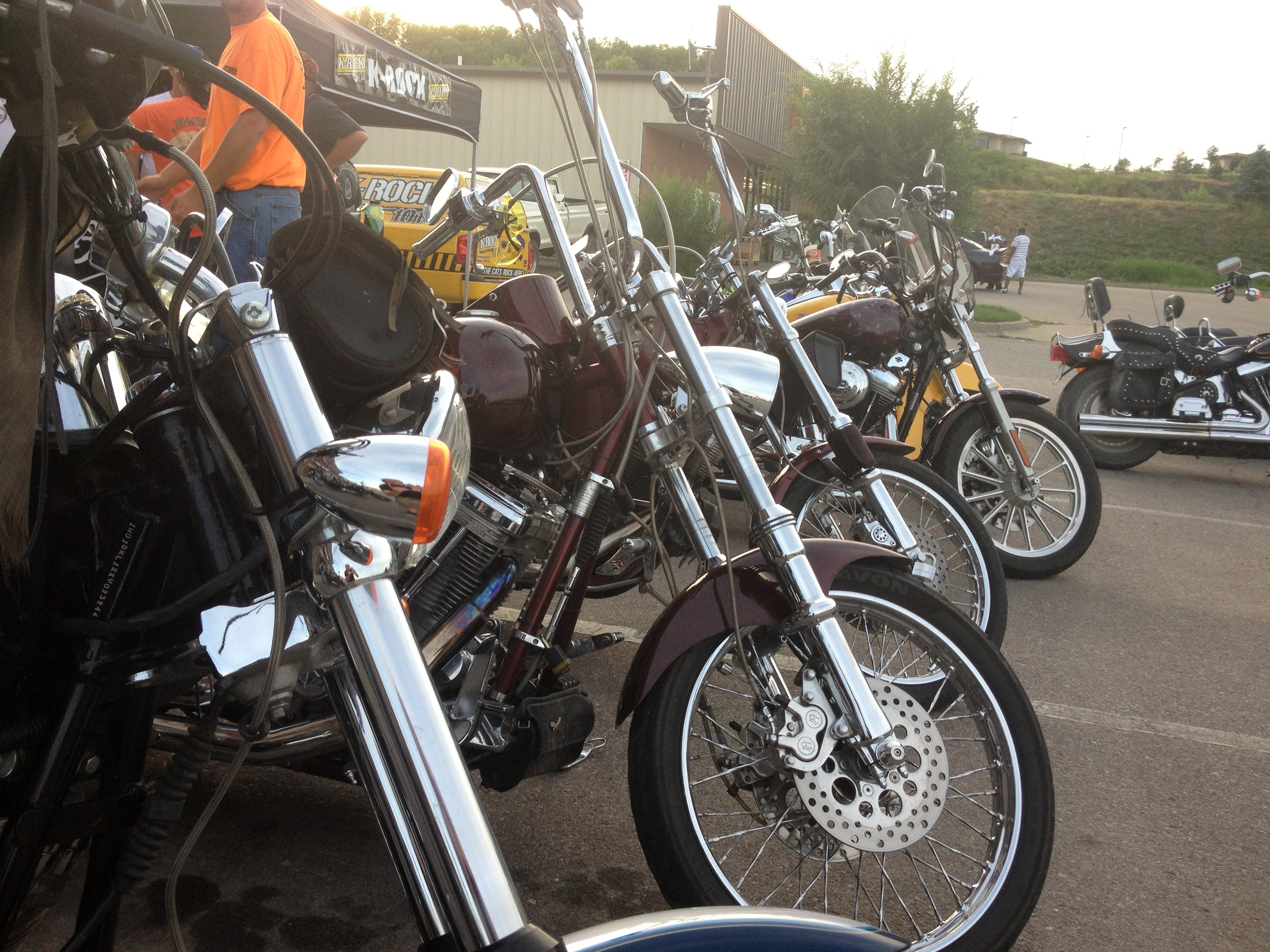 Bike Night 7/24/13
