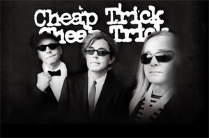 CHEAP TRICK  @ Stiefel Theatre | Salina | Kansas | United States