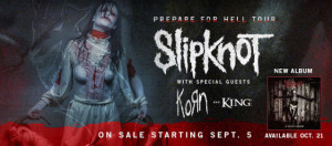 Slipknot w/ Korn @ Sprint Center | Kansas City | Missouri | United States