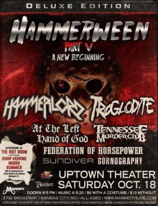 HAMMERWEEN V @ Uptown Theater | Kansas City | Missouri | United States