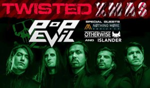 Pop Evil  @ The Midland | Kansas City | Missouri | United States