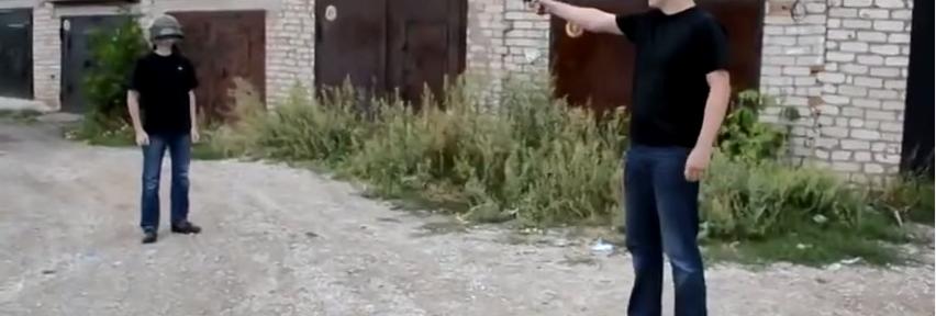 russiagun