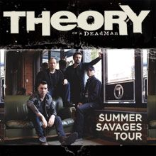 Theory Of A Deadman @ The Midland | Kansas City | Missouri | United States