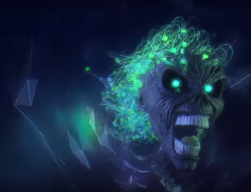 "Iron Maiden Unleash Music Video for ""Speed of Light"""