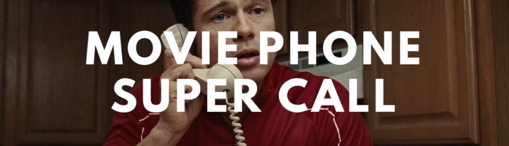 Check Out This Brilliant Movie Phone Call Mashup