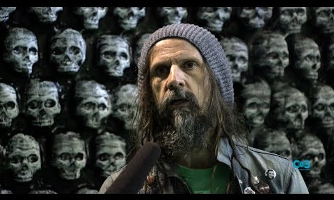"ROB ZOMBIE GIVES AN INSIDE LOOK AT HIS ""GREAT AMERICAN NIGHTMARE"""