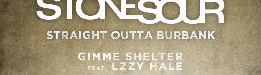"Stone Sour and Lzzy Hale Team Up For Cover of ""Gimme Shelter"""