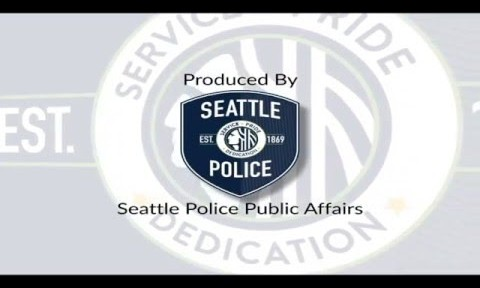 Seattle PD Makes PSA Warning Drivers Not to Snort Coke During Traffic Stops