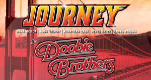Journey & The Doobie Brothers @ Intrust Bank Arena | Wichita | Kansas | United States