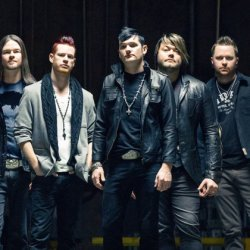 Hinder @ The Cotillion | Wichita | Kansas | United States