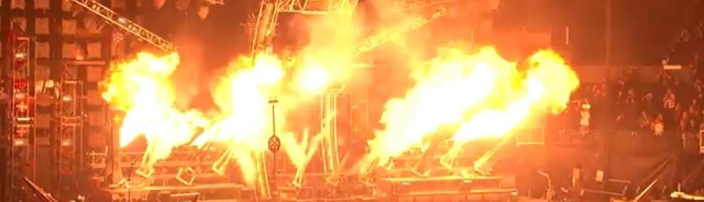 Motley Crue's Teaser For Upcoming Concert Film