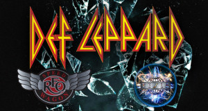 Def Leppard, Tesla, REO Speedwagon @ Sprint Center | Kansas City | Missouri | United States