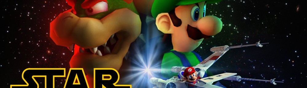Star Wars + Mario Kart = game we really want to play