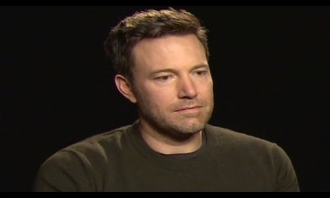 "Ben Affleck as ""Sad Affleck"" in Batman V Superman interview"