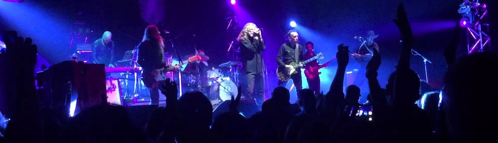"""Robert Plant Performs Songs From The Past and Present During """"Austin City Limits"""""""