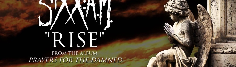 """Sixx: A.M. will release new album in April, share new single """"Rise"""""""
