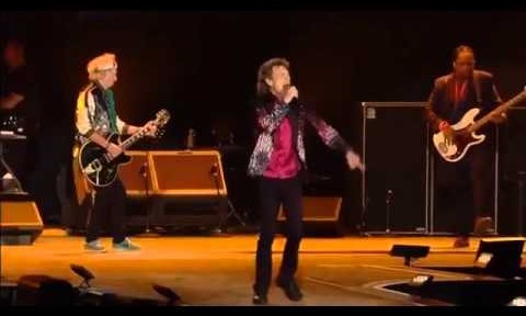 The Rolling Stones Give Cubans A Two-Hour Free Concert