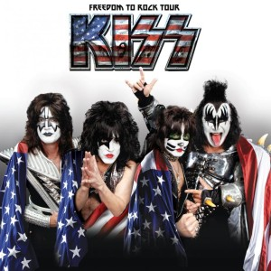 KISS @ Intrust Bank Arena | Wichita | Kansas | United States