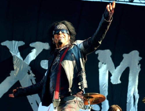 MOTLEY CRUE's NIKKI SIXX Reveals How He Ended Up With That Name