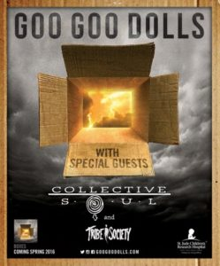 Goo Goo Dolls & Collective Soul @ Starlight Theatre | Kansas City | Missouri | United States