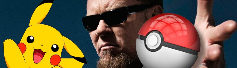 "Metallica's take on the ""Pokemon"" theme"