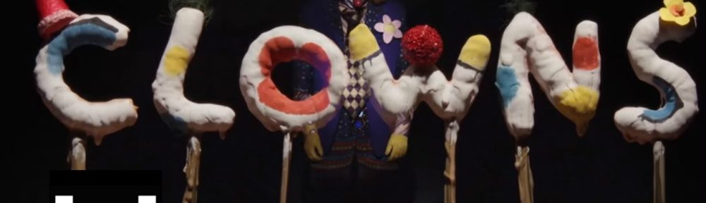 And now, 11 minutes of clowns being creepy