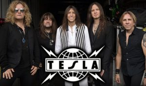 Tesla @ Arvest Bank Theater at the Midland | Kansas City | Missouri | United States
