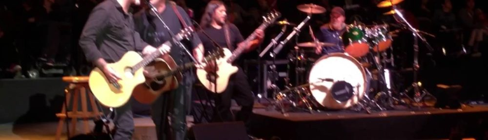 WATCH: Metallica Perform With Neil Young, Cover the Clash