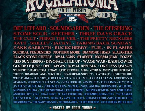 Soundgarden, Def Leppard, The Offspring Will All Perform At Rocklahoma