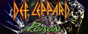 Def Leppard w/ Poison @ Sprint Center | Kansas City | Missouri | United States