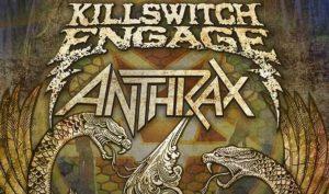 Killswitch Engage w/ Anthrax @ Arvest Bank Theatre at the Midland   Kansas City   Missouri   United States