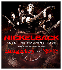 Nickelback @ Starlight Theater | Kansas City | Missouri | United States