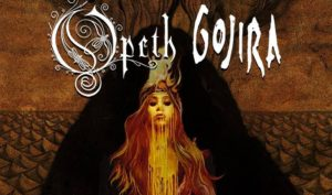 Opeth w/ Gojira @ Arvest Bank Theatre at the Midland | Kansas City | Missouri | United States
