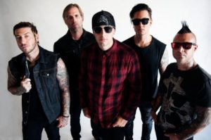 Avenged Sevenfold w/ Breaking Benjamin @ Intrust Bank Arena | Wichita | Kansas | United States