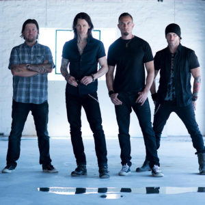 Alter Bridge @ Voodoo Lounge at Harrah's Casino | North Kansas City | Missouri | United States