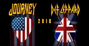 Def Leppard/Journey @ Sprint Center | Kansas City | Missouri | United States