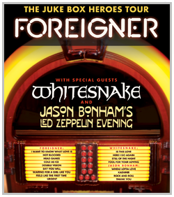 Foreigner w/ Whitesnake @ Starlight Theater | Kansas City | Missouri | United States
