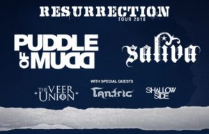 Puddle of Mudd w/ Saliva @ Tony's Pizza Event Center | Salina | Kansas | United States