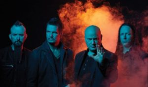 Disturbed w/ Three Days Grace @ Sprint Center | Kansas City | Missouri | United States