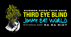Third Eye Blind & Jimmy Eat World @ Starlight Theater