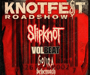Slipknot & Volbeat (Knotfest) @ Providence Medical Center Amphitheater