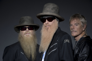 ZZ Top w/ Cheap Trick @ Starlight Theater