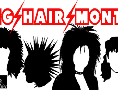 Listen And Win During Big Hair Month with The Kansas Lottery