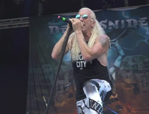 DEE SNIDER Would Reunite With TWISTED SISTER On The Tonight Show Or A Charity Event