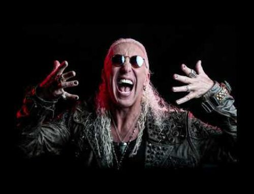 DEE SNIDER Prepares To Record Final Vocals For Latest Studio Effort