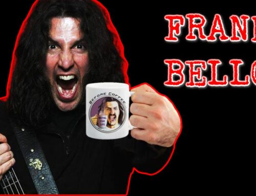 ANTHRAX Bassist FRANK BELLO To Record Debut Solo Album