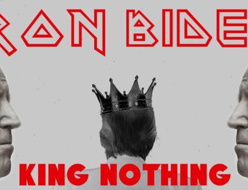Watch President-Elect JOE BIDEN 'Sing' METALLICA's 'King Nothing'