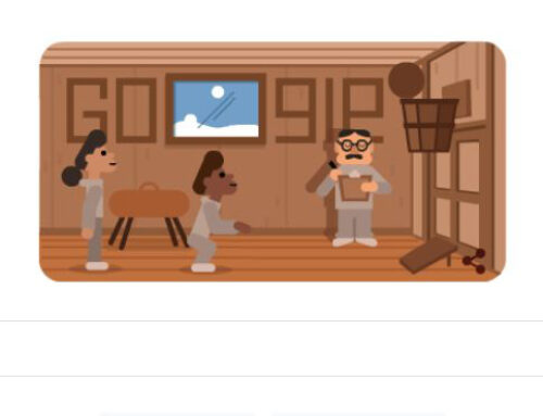 Today's Google Doodle Honors A Kansan Sports Legend
