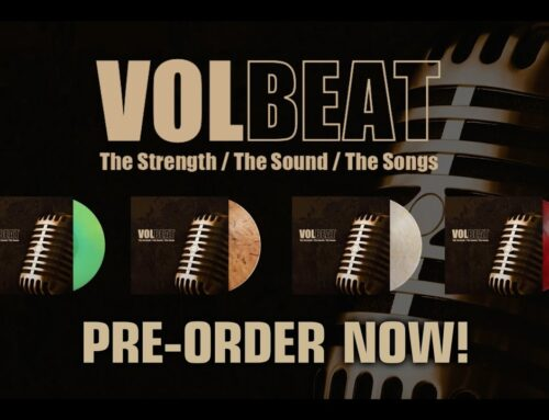 VOLBEAT Will Reissue 'The Strength / The Sound / The Songs' As 15th Anniversary Special Release