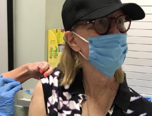 AEROSMITH's Tom Hamilton Declares Invincibility After Second Dose Of COVID Vaccine